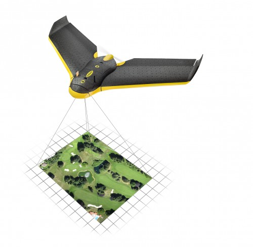 eBee drone for Survey and Drafting resources